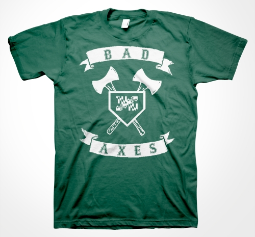 Bad Axes front
