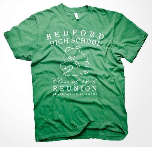 Bedford HS front