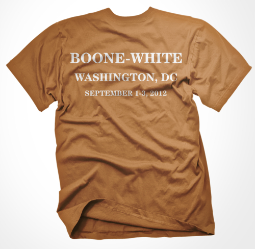 Boone-White back
