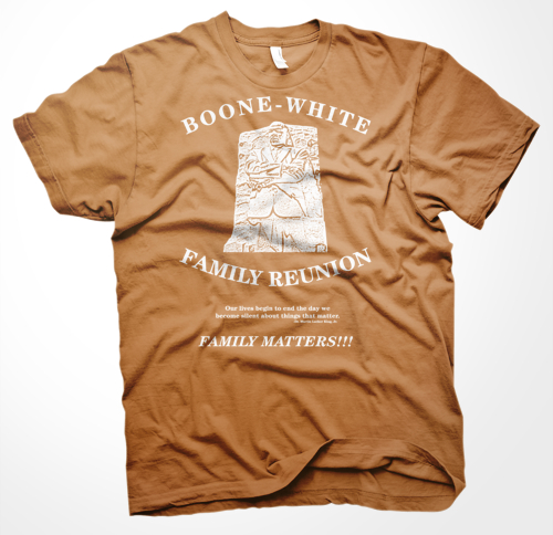 Boone-White front
