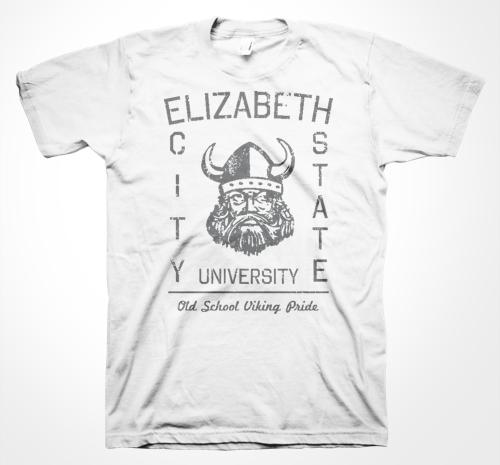 ECSU shirt #1