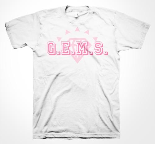 G.E.M.S. front