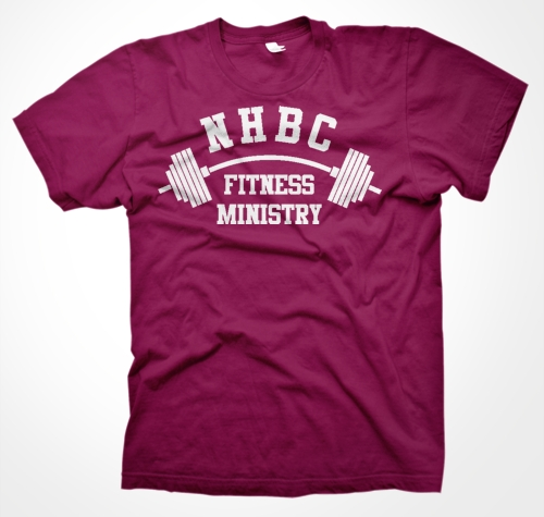NHBC Fitness front