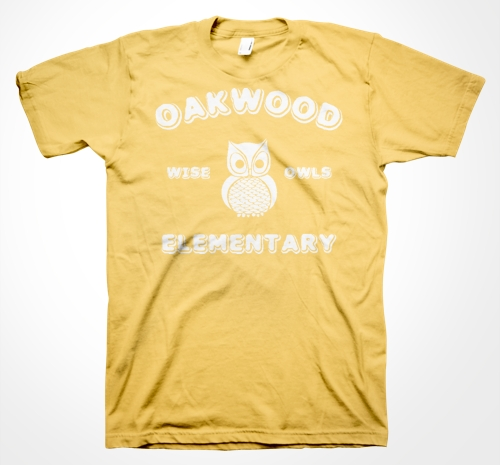 Oakwood ES front