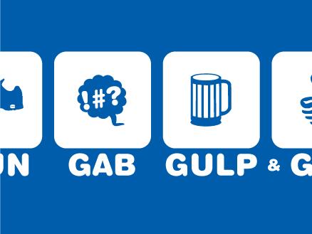 RUN, GAB, GULP, & GO