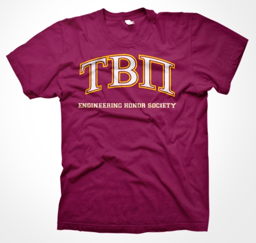 Tau Beta Pi front