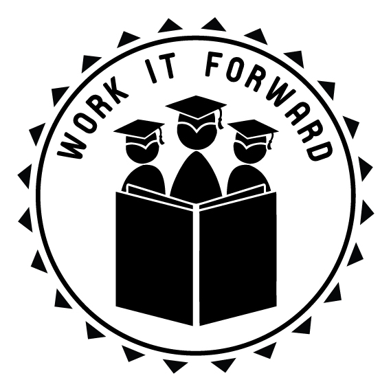 Work It Forward logo